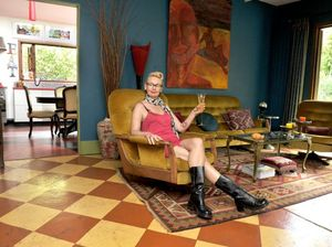 Deb's property proves that home is where the art is