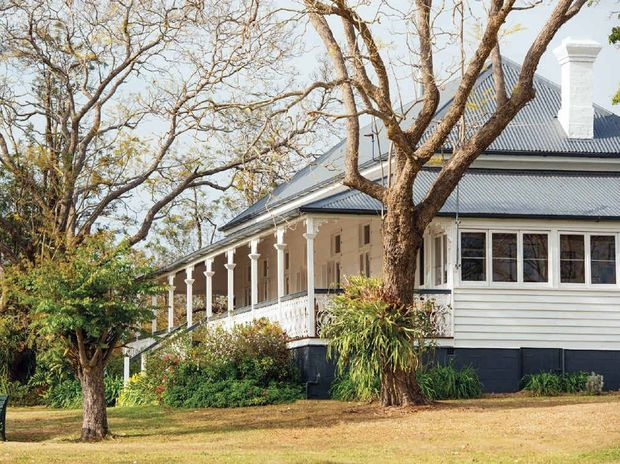 GRANDEUR: Normanby Homestead at Warrill View has been sold for an undisclosed price following post auction negotiations.