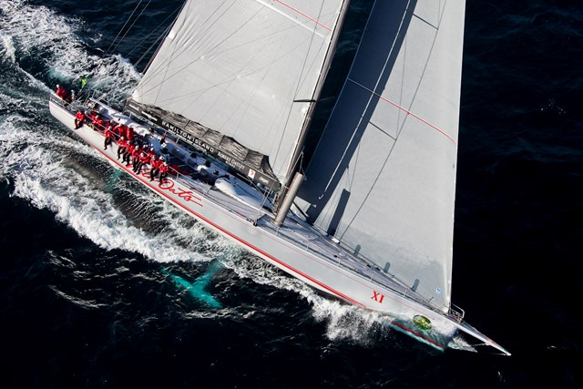 Wild Oats XI has won the Sydney to Hobart yacht race in record time.