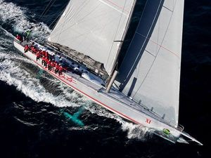 Skipper over the moon as Wild Oats XI claims record win