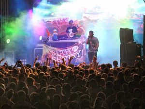 UK act Rudimental to headline Oxford Street Party 2013