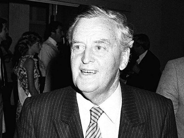 Sir Joh Bjelke-Petersen, Former Queensland Premier visiting the Sunshine Coast.