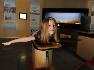 Nielsen family flies into Hinkler Hall of Aviation