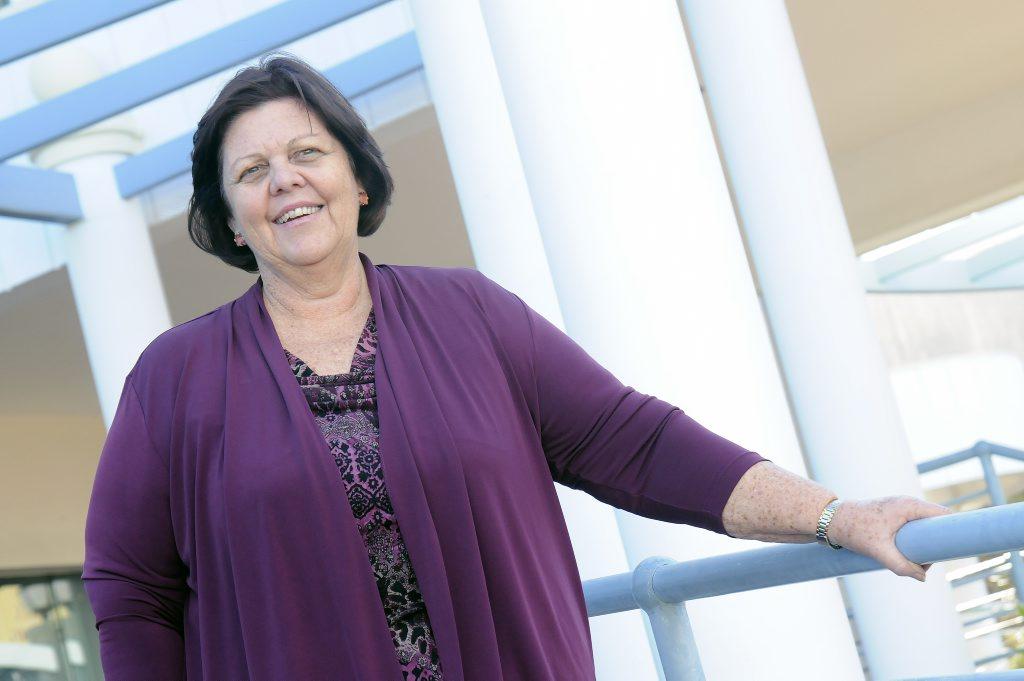 Gladstone Mayor Gail Sellers.