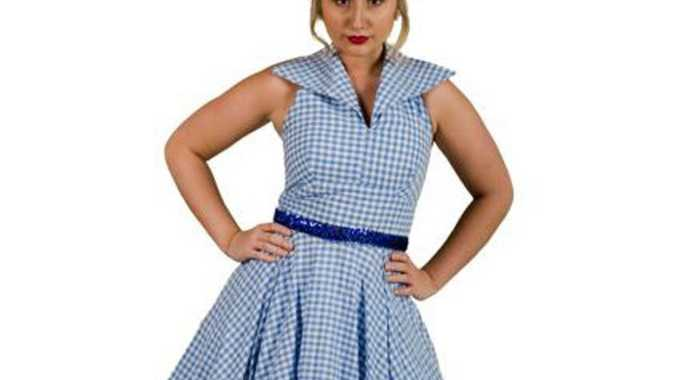 Emily Brown is starring as Amber Von Tussle in Hairspray Photo Contributed