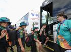 Thousands of scouts to arrive in M'boro by nightfall