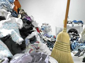Time to get ahead of Christmas clutter and clear the home