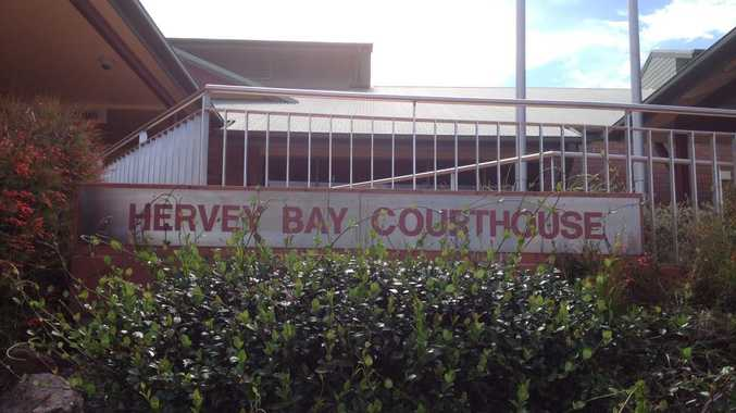 Appearing before Magistrate Graeme Tatnell in Hervey Bay Magistrates Court, Mr Warburton said he had forgotten about his court appearance and had spent Wednesday night at a 21st birthday party.