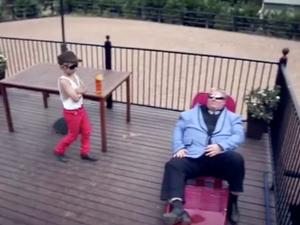Spoof Gangnam video for wedding