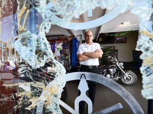 Yamaha motorcycle robbery