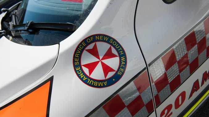 Woman hurt after hit-and-run near Lismore