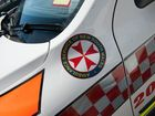 A MAN has died in a single-vehicle crash at Kyogle early this morning.