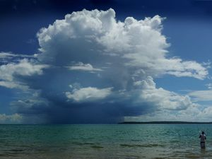 Showers predicted for the Fraser Coast today