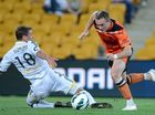 Roar gets fierce bite back with win over Wellington Phoenix