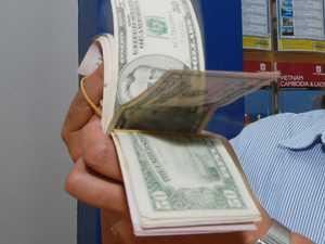 $1 trillion in debt