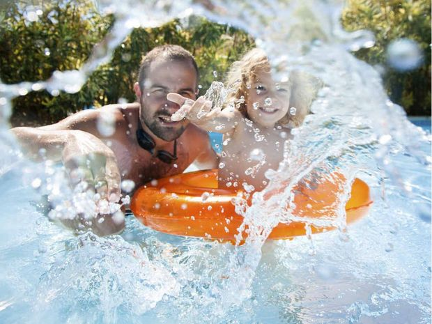 There are plenty of options to help you escape the heat in a pool this summer.