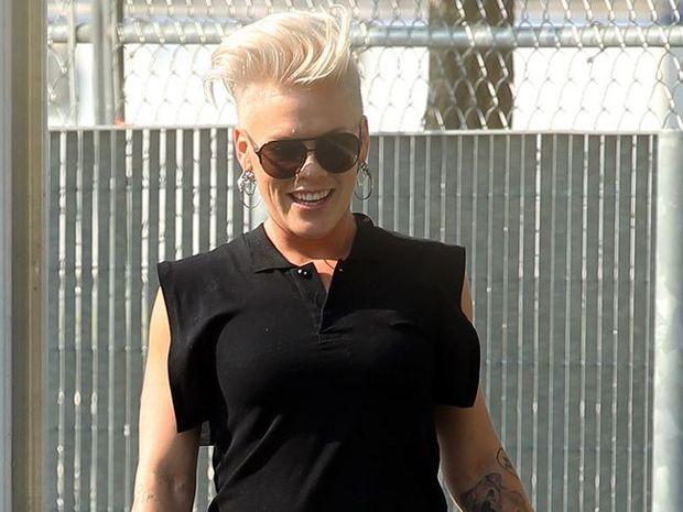 Pink wins royalties court case.