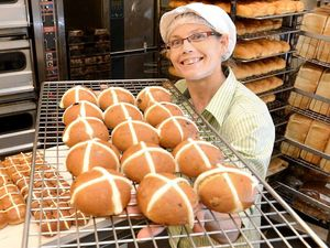 Getting cross about early Easter buns?