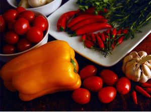 Fresh produce arrival signals success for food network