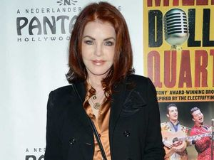 Priscilla Presley dating much younger man