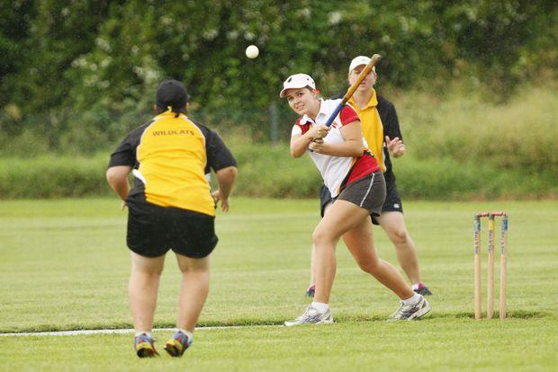 Vigoro Grand Final match between TC United Vs Wildcats. Erin Haines. Photo: David Nielsen / Queensland Times