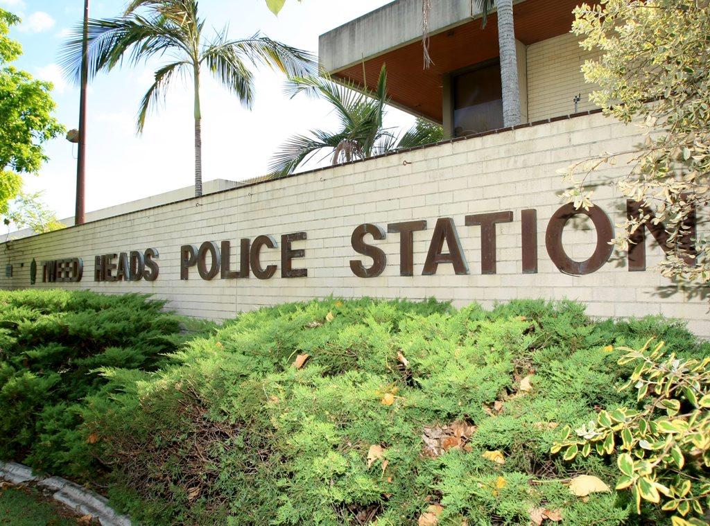 Image for sale: Tweed Police station.