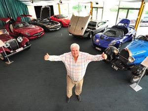 Palmer Motorama goes into overdrive on opening day