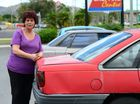 Unlucky Lois is fuming after car bingle leaves big bill