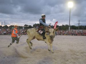 Thousands flock to Cudgen Bull and Bronc Spectacular