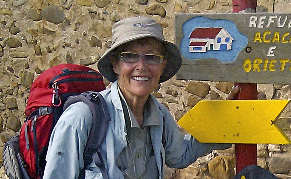 Toowoomba born woman Trish Clark has written a guidebook about the ancient pilgrim's route, The Camino.
