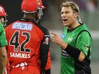 Shane Warne pays price for outburst during BBL match at MCG