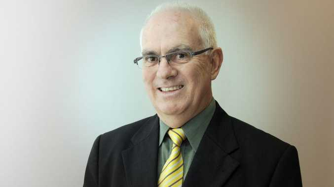 Toowoomba Chamber of Commerce and Industry CEO Greg Johnson.