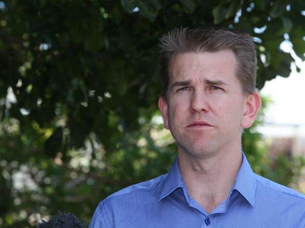 Attorney-General Jarrod Bleijie.