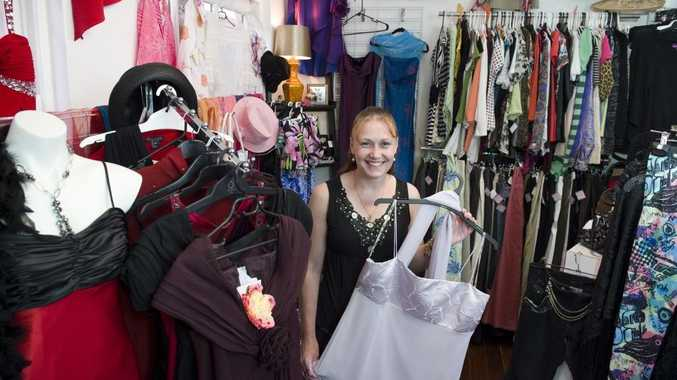 Therese Tennant is the new owner of recycled fashion outlet Repeat Offenderz in The Chronicle Arcade.