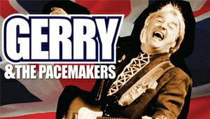 Gerry and The Pacemakers - Farewell Tour for 60's British Legends