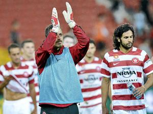 Wanderers' Tyson waiting to grab chance with two hands