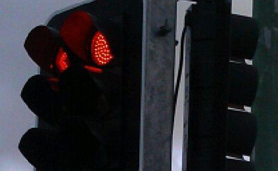 Drink driver went through three red traffic lights before crash, court heard.