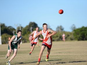Aussie Rules squad knuckling down to fitness over Christmas