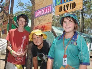 Scout Jamboree Day 7 Showground