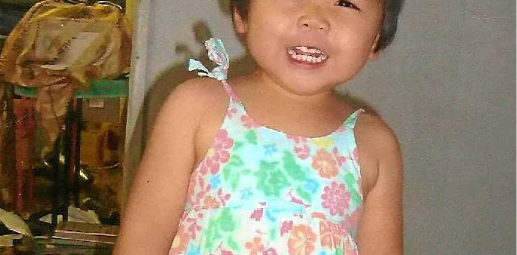 PRECIOUS LIFE: Three-year-old Ruby Chen died of an air embolism.