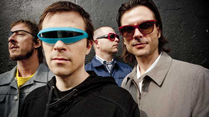 The band Weezer.