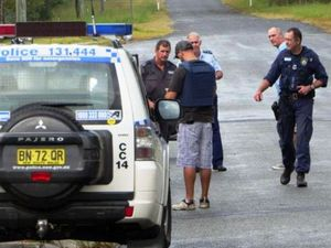 Man treated for gunshot wounds to the head: Mullaway