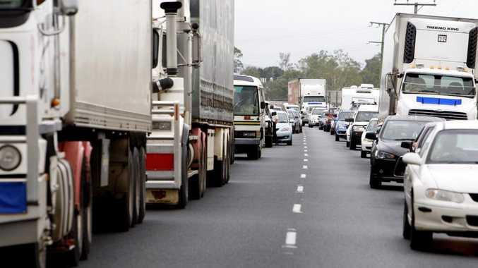 A new Port of Brisbane Motorway is set to minimise traffic jams.