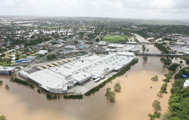 Global insurer Lloyd's of London stumbled to a major loss on the back of numerous catastrophes including the 2011 Queensland floods.