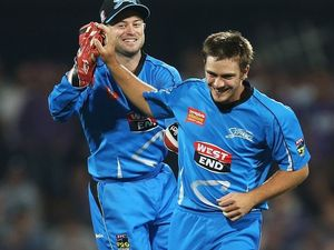 All eyes will be on Strikers' Boyce during crucial BBL match