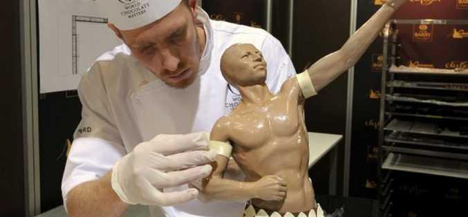 Former Tara man Ryan Stevenson is one of the world's best chocolatiers.