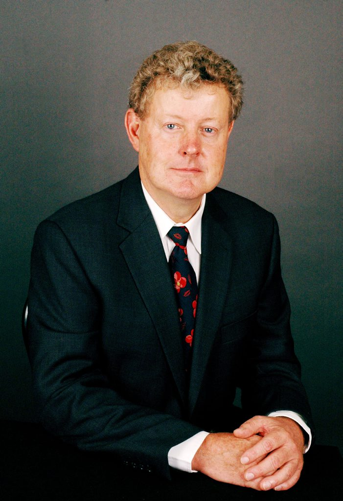 Russell Reichelt, CEO of the Great Barrier Reef Marine Park Authority.