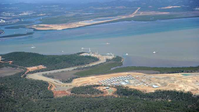 Gladstone will become the LNG hub.
