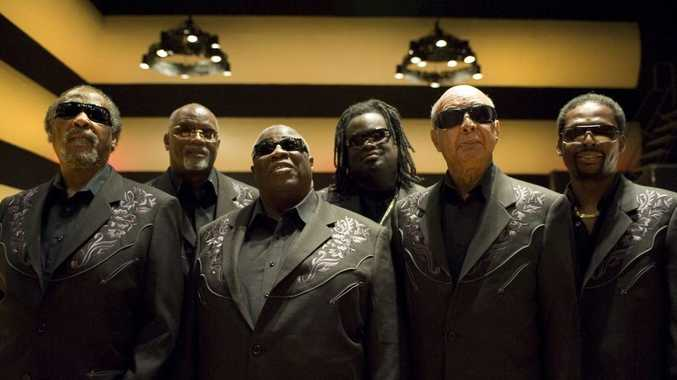 The Blind Boys of Alabama will play the 2013 Byron Bluesfest.