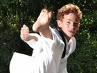 Karate kid rewarded for second national crown